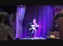 Рита Шейкина - Wildling акустический концерт в Питере 06.12.18