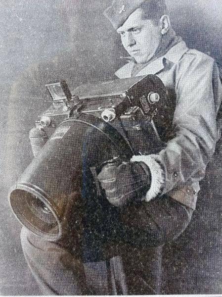 Гигантская камера Kodak K-24
