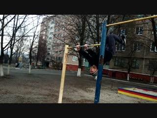 Лайтовый Freestyle bar от Николая Матвиенко