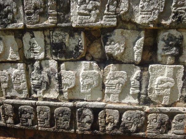 Племя майя секс