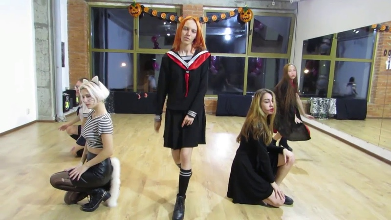4MINUTE - 미쳐 (Crazy) / 🎃Halloween Dance cover by JustiDream