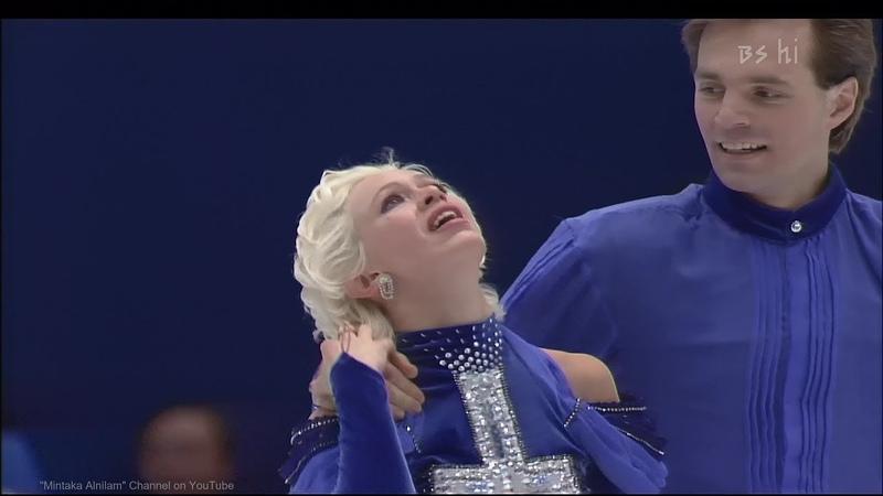 [4K60P] Pasha Grishuk and Evgeni Platov 1998 Nagano Olympics - FD Memorial Requiem