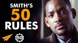 Will Smith's Top 50 Rules For Success