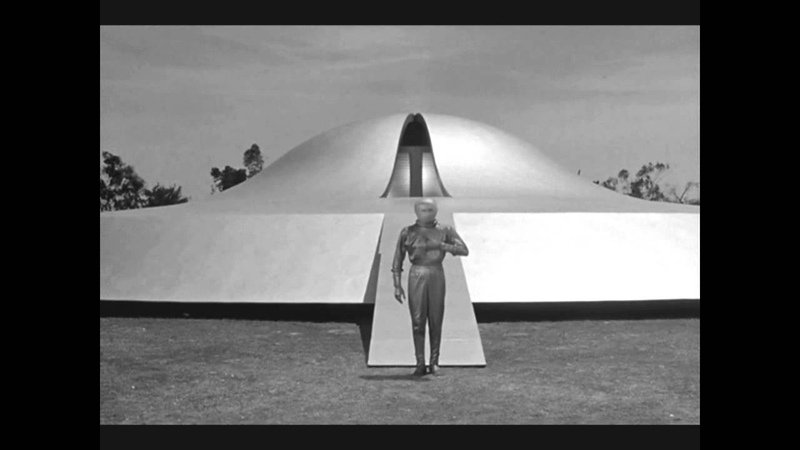 Theremin - Theme The Day The Earth Stood Still 1951