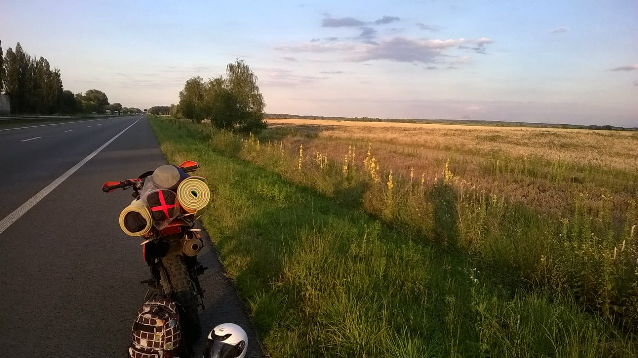 Киев - Гомольшанский природный парк (Харьков) Ehyd9LV9MKs