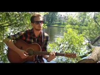 Alex Lynch - Saint Valentine (Gregory Alan Isakov cover, Outdoor Sessions 2014)