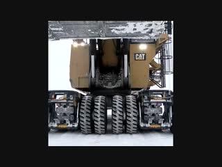 Система перевозки гидравлических экскаваторов