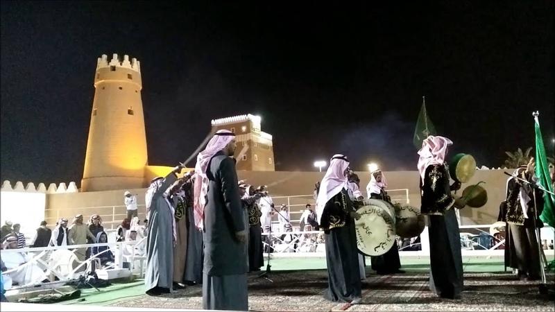 Танец Арда. Стиль Хаиль. AlArdha Dance of Saudi Arabia from Hail side (Hail style dance)