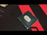 Intel Core i7-8086K: скальпирование и разгон