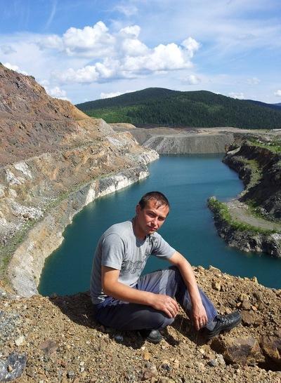 Дмитрий Красавчик, 29 мая 1971, Абакан, id201090028