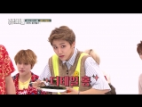 180711 Weekly Idol EP.363 The real thing appeared!