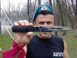 Аслан Аликбеков (дикий десантник) обращается к Путину (Хуйло)