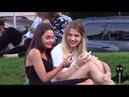 Prank - Staring at Ukrainian Girls