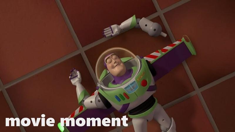 История игрушек - Баз осознает что он игрушка