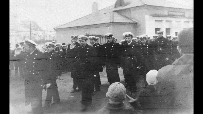 Морякам-Подводникам Северного Флота