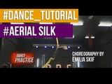 Dance Practice Aerial silk - онлайн урок Emilia Skif Talent Center DDC