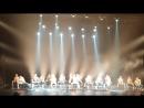 Театр танцев Искушение шоу под дождем