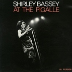 Shirley Bassey альбом Shirley Bassey at the Pigalle