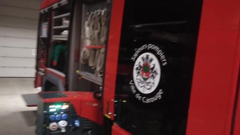 Покатушки пожарные, нарезка - вождение, парковка, инструктаж 5