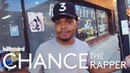 Chance The Rapper Record Store Raid Free Vinyl Giveaway Billboard Cover Shoot