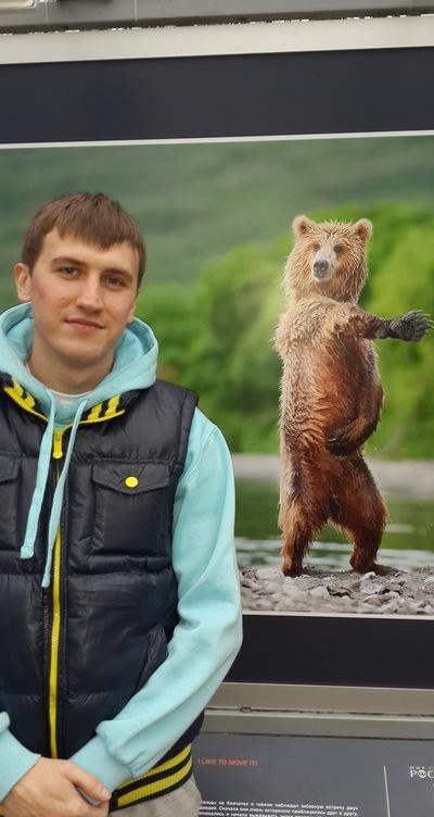 Андрей Шабалов, 7 октября 1983, Москва, id153115421