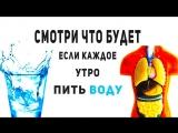 ЧТО БУДЕТ ЕСЛИ КАЖДОЕ УТРО ПИТЬ ВОДУ _ Лечение водой
