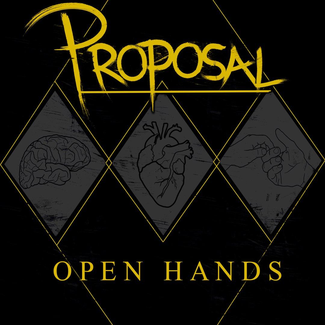 Proposal - Open Hands (EP) (2016)