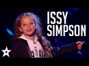 Issy Simpson ALL Performances Britain's Got Talent