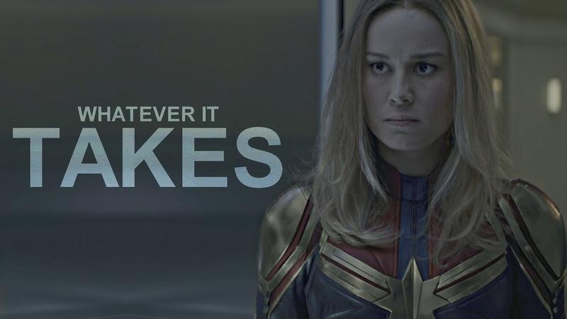 Captain Marvel Whatever It Takes