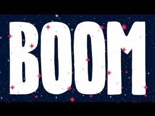 Премьера. Tiësto & Sevenn - Boom (Lyric Video)[Tiesto]