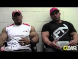 Interview with Jose Raymond and David Henry - 4,5 Weeks Out from Mr.Olympia 2014