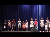 Детская анимация - лучший способ выучить глаголы движения и части тела, а также ЮМОР и общие интересы с англоговорящими детьми))) Танцуйте вместе с ребенком и вам гарантировано море положительных эмоций!