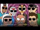 Team 6 - Team 6 (Rap) (Full Song J. Cube Remix)