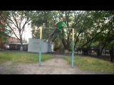 Street Workout Orechovo-Zuevo Евгений Дегтярев