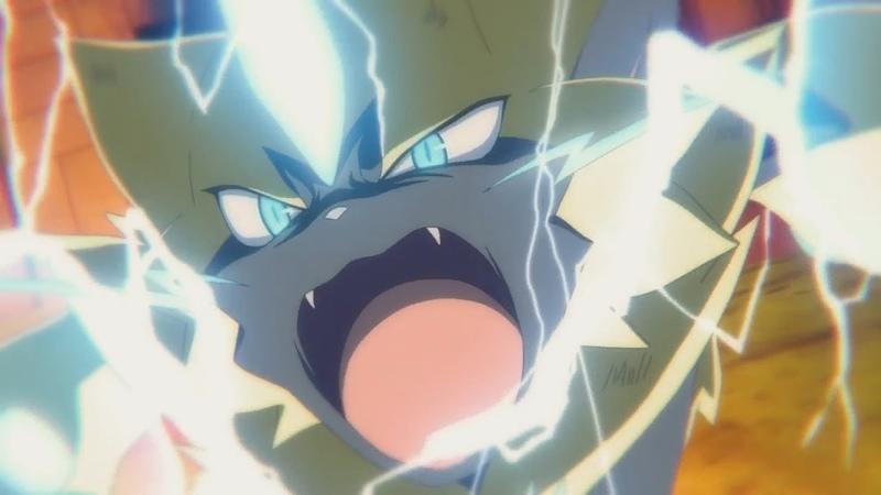 Ash New Form vs. Zeraora Final Fight - Pokemon The Power of Us - Full Movie - AMV