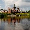 Никольский мужской монастырь с. Старая Ладога