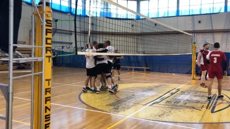 2018-10-14 Спартакиада Калининградской области по волейболу