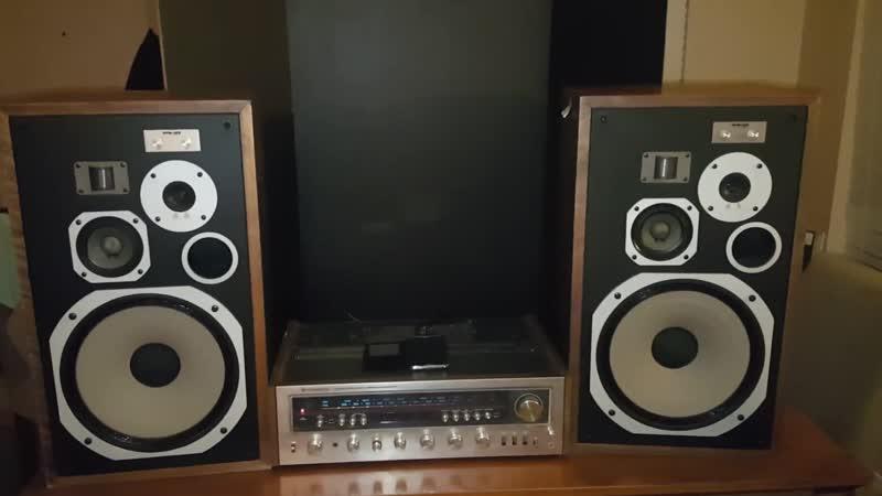 Pioneer HPM-100 200W Version Powered By Kenwood KR-9400