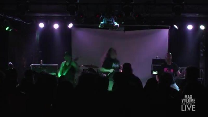 MALIGNANCY - Live at Brooklyn Bazaar, 04/13/2018 (live video, full set)