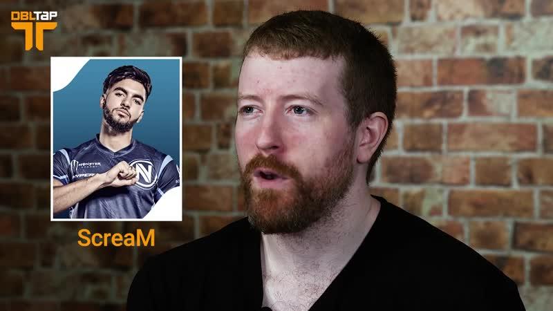Thorin Describes CS GO Pros DBLTAP Word Play