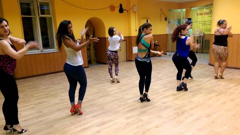 Samba Carnaval class with Anikas Poklad Carioca Dance Studio