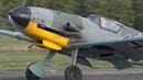 Messerschmitt Bf 109 G14 Black 2 Charged DB605 Sound