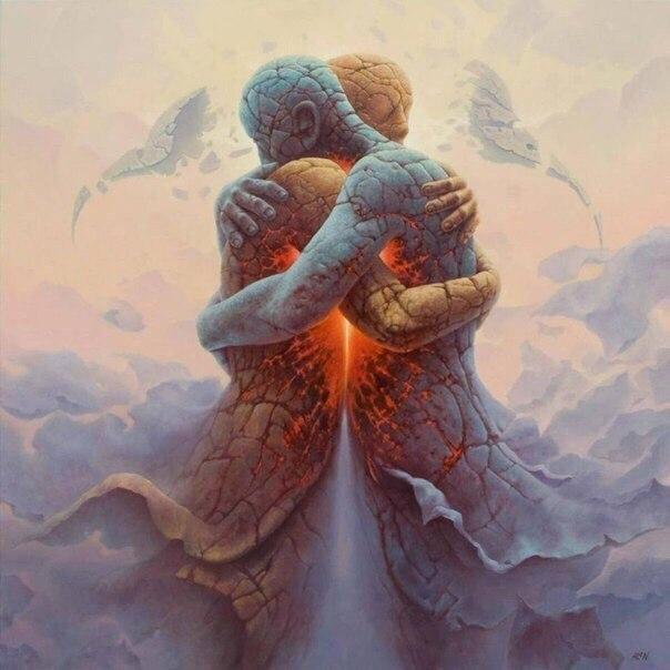 бог нас всегда окружает теми людьми, с которыми нам необходимо исцелиться от своих недостатков. © симеон