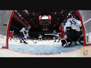 Шведские игры 2019, Матч #1, Россия - Финляндия