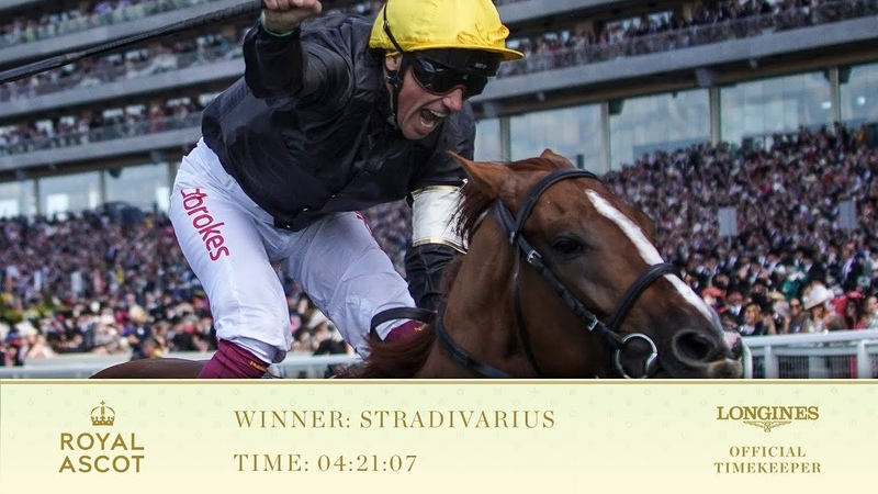 Stradivarius Wins The Gold Cup | Royal Ascot 2018