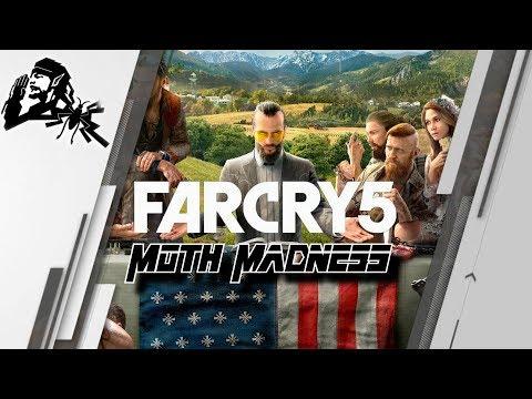 Стрим Far Cry5 Крессен и Гимир выживают в Американской глубинке