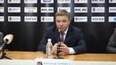 «Амур» - «Локомотив»: пресс-конференция