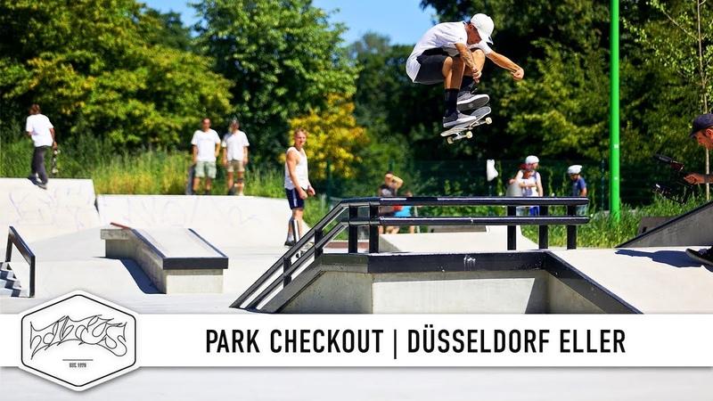 Park Checkout Düsseldorf Eller