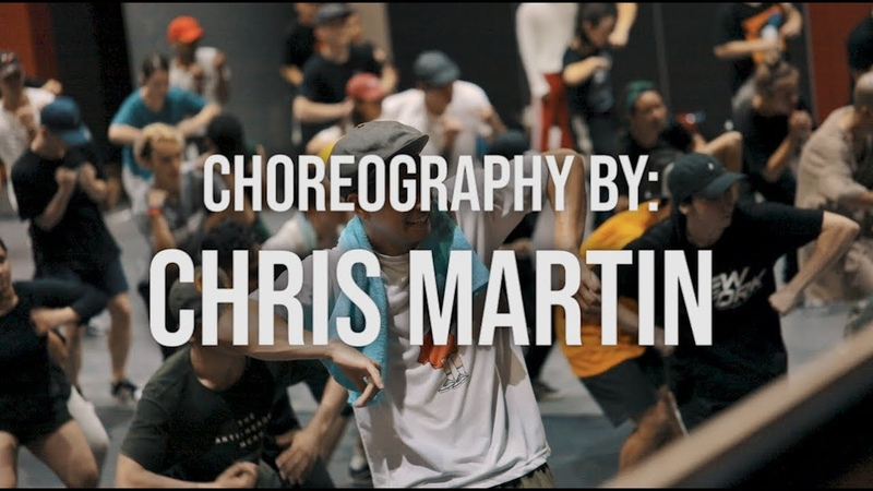 Uzutrap - J. Han Feat. Yetti Paints | Chris Martin Choreography | Danceproject.info