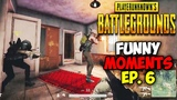 PUBG - Funny Moments (Best Moments, Stream Highlights) Top Players Ep.6